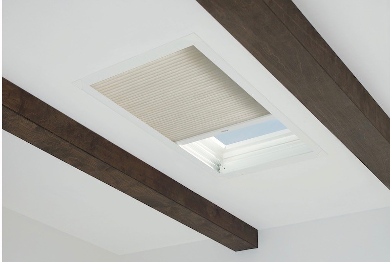 Blinds & Shades for Skylights   The Blind Spot Inc ...